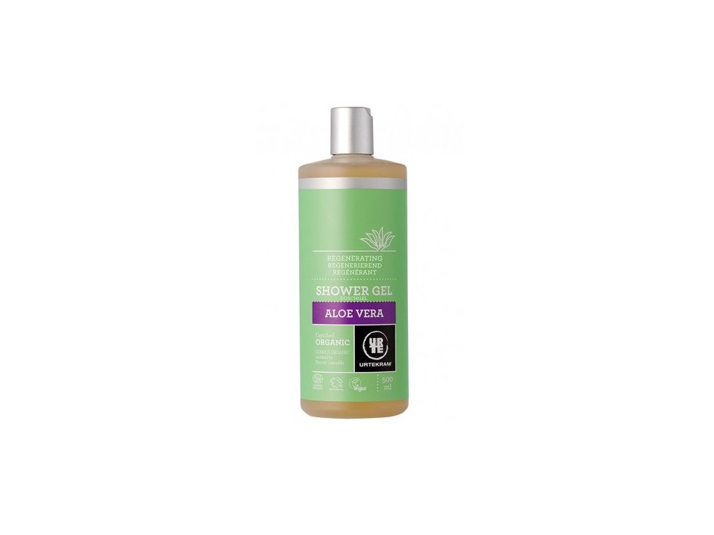 Sprchový gel aloe vera 500ml BIO, VEG