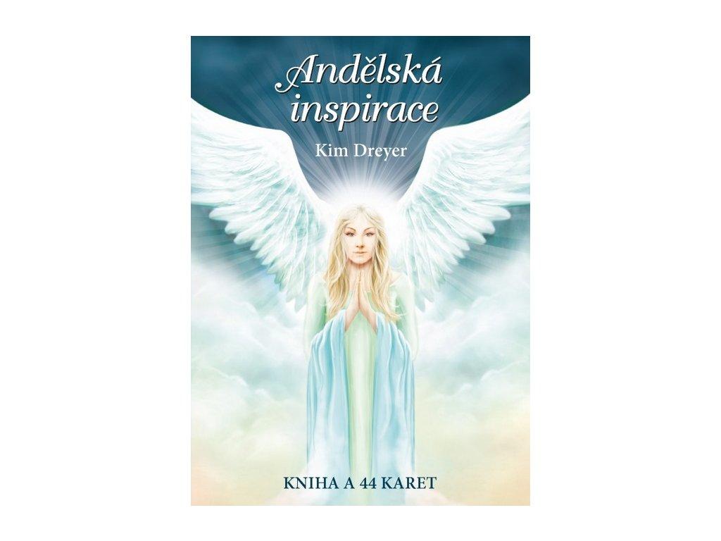 Karty Andělská inspirace