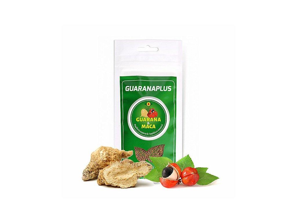 Exotic Herbs - Guarana Maca