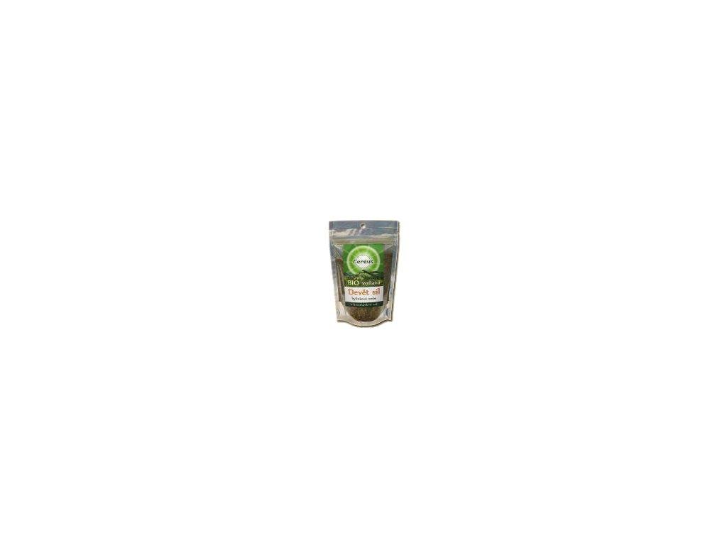 Bio voňavá bylinná sůl Devět sil