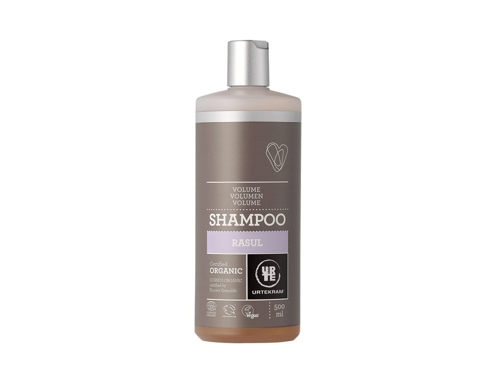 Šampon Rhassoul 500ml BIO, VEG