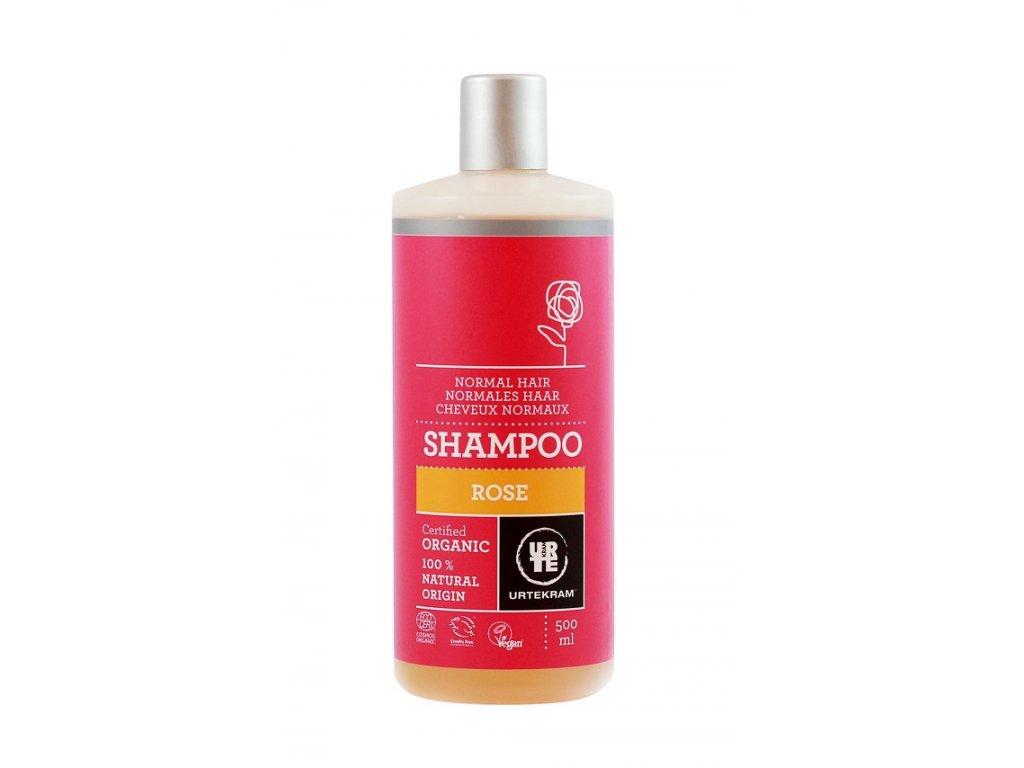Šampon růžový 500ml BIO, VEG