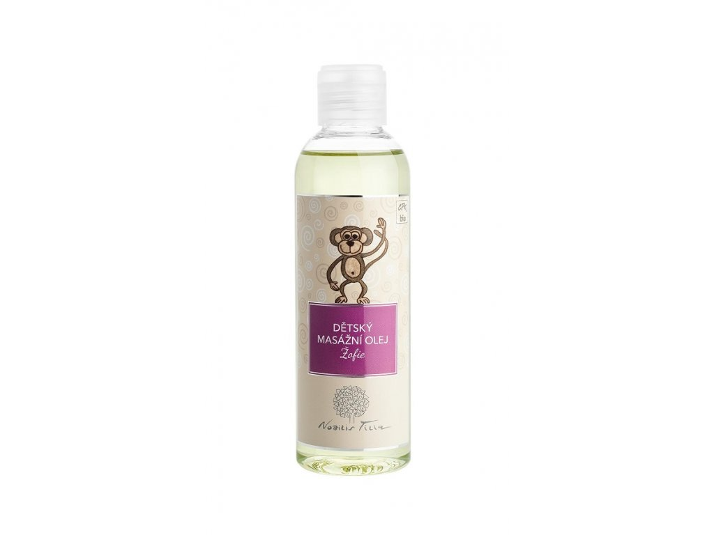 Masážní olej Žofie