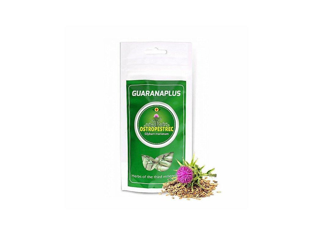 ostropestrec capsules exotic herbs