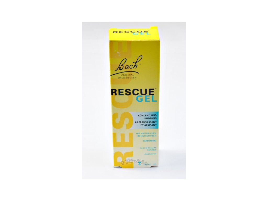 Bach Rescue gel 30 g