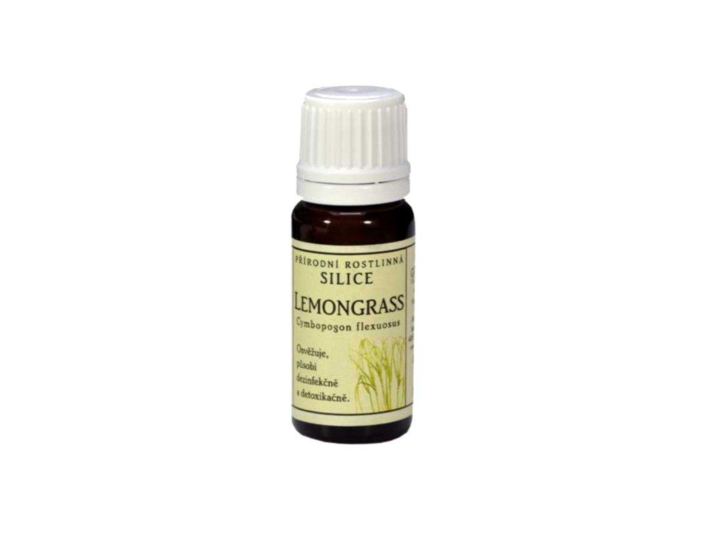 Přírodní silice Lemongrass