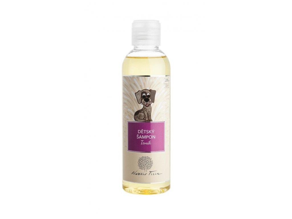 Dětský šampon Toník 200 ml