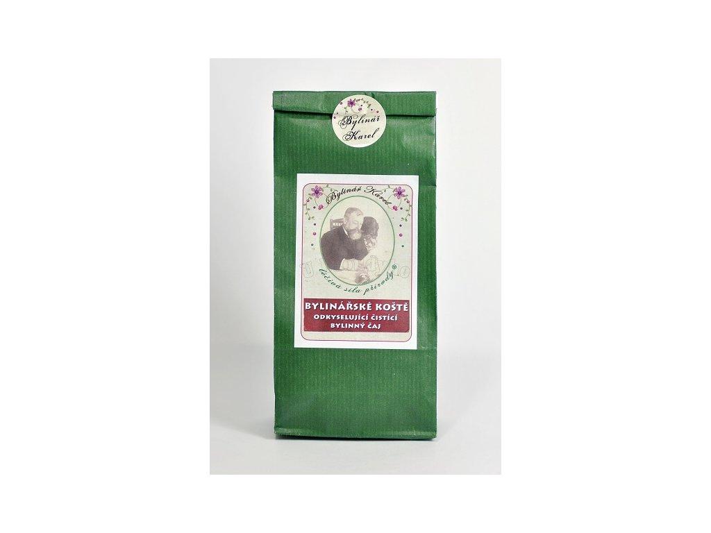 Bylinářské koště – odkyselující čaj 50g
