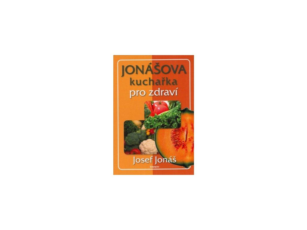 Jonášova kuchařka pro zdraví