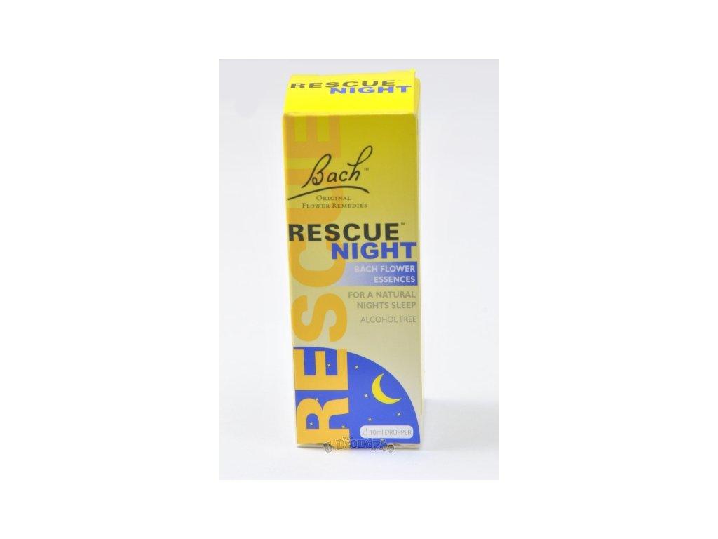 Bach Rescue night, noční 10 ml