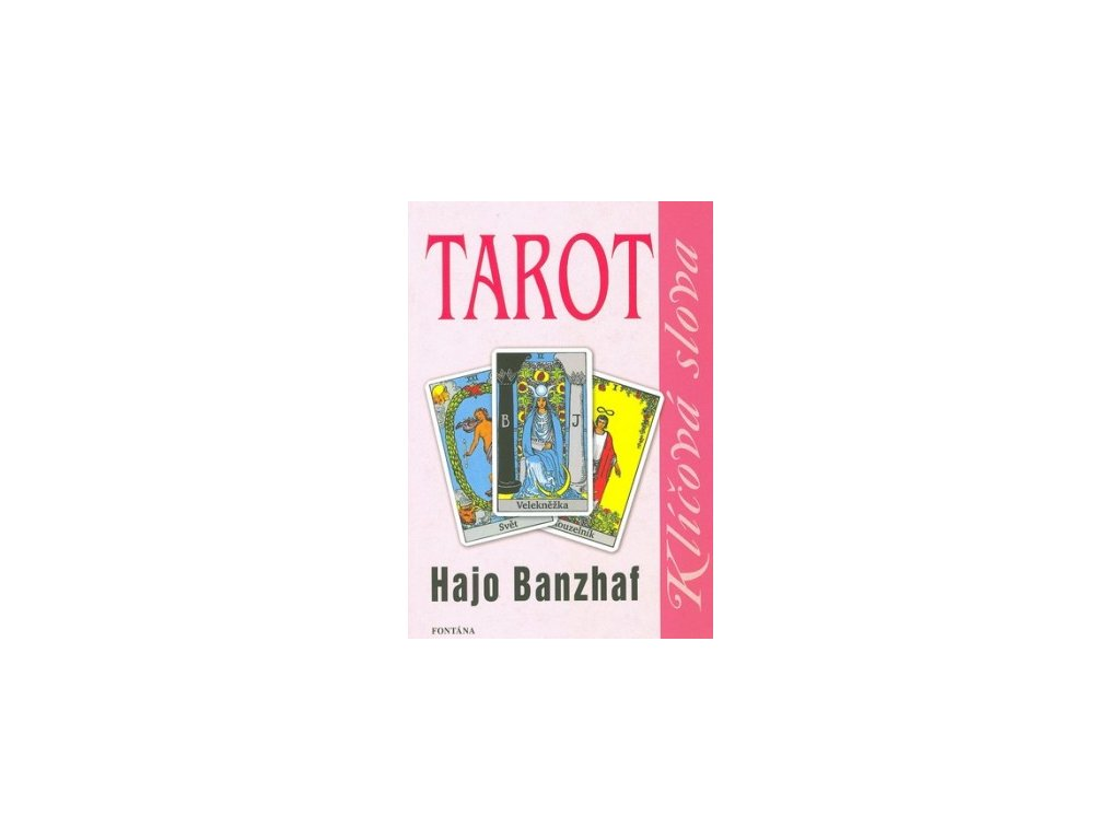 Tarot - klíčová slova