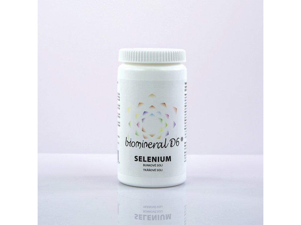 Selenium - tkáňové soli