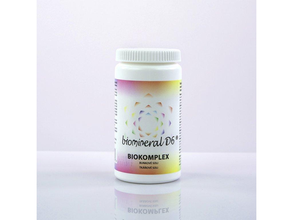 Biokomplex - tkáňové soli