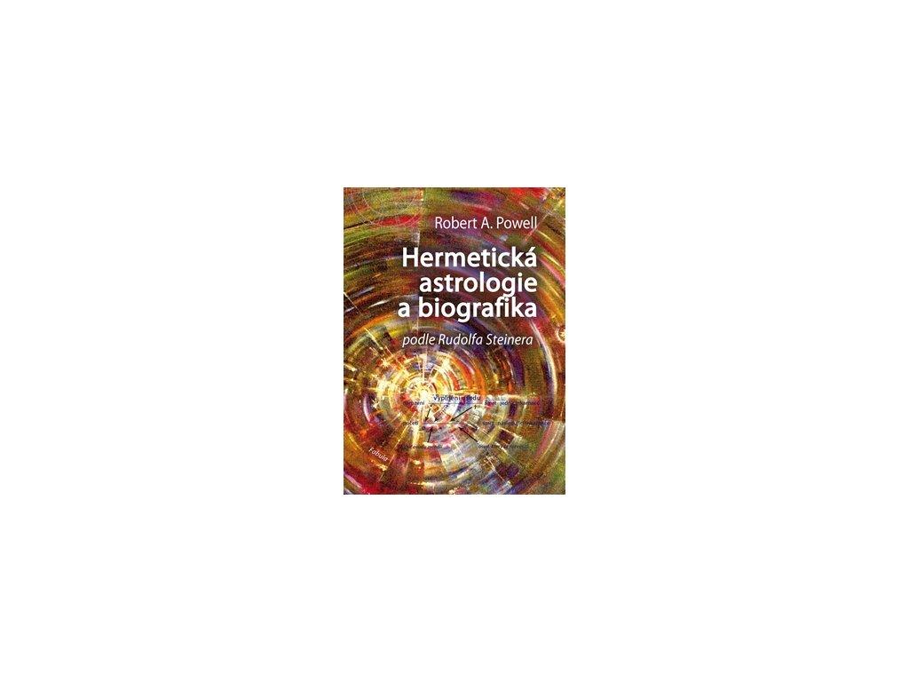 Hermetická astrologie a biografika