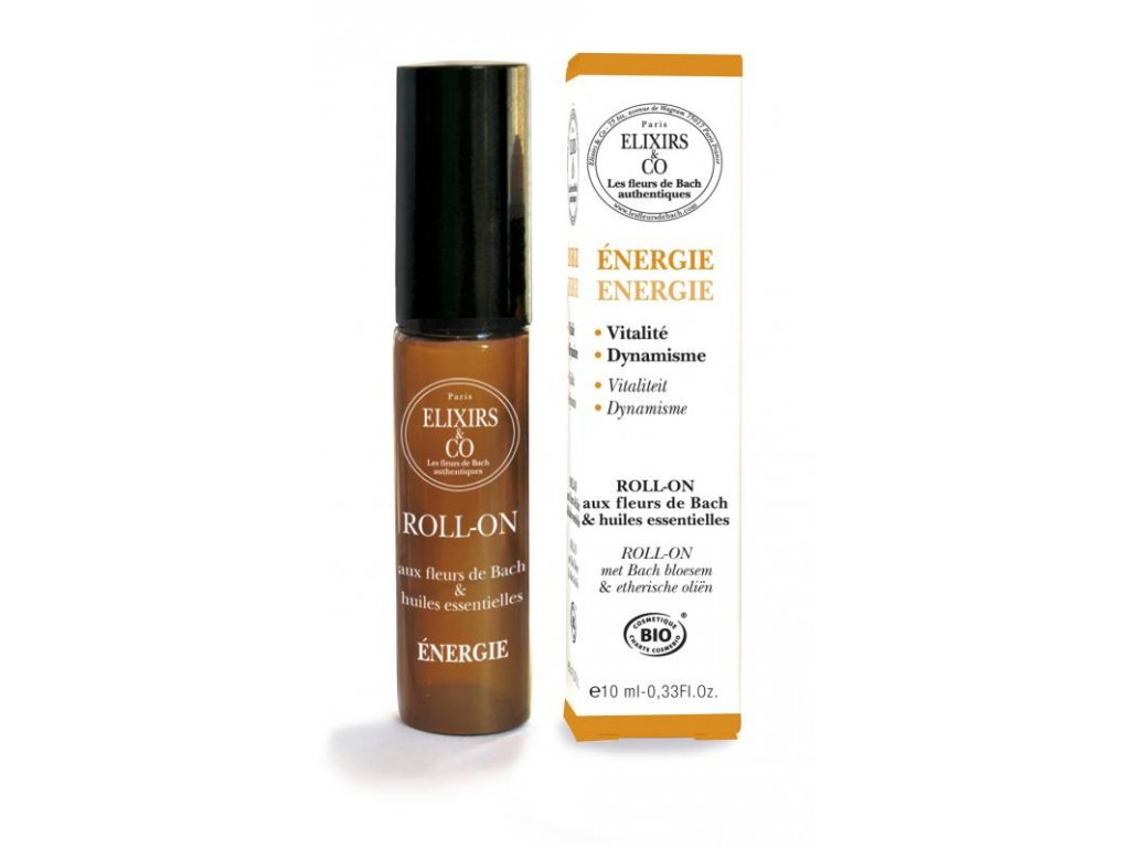 Bach parfém roll-on – Energie 10 ml