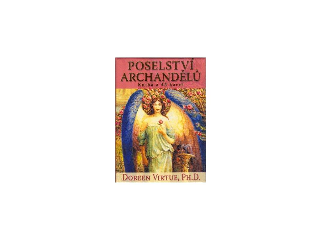 Karty Poselství Archandělů