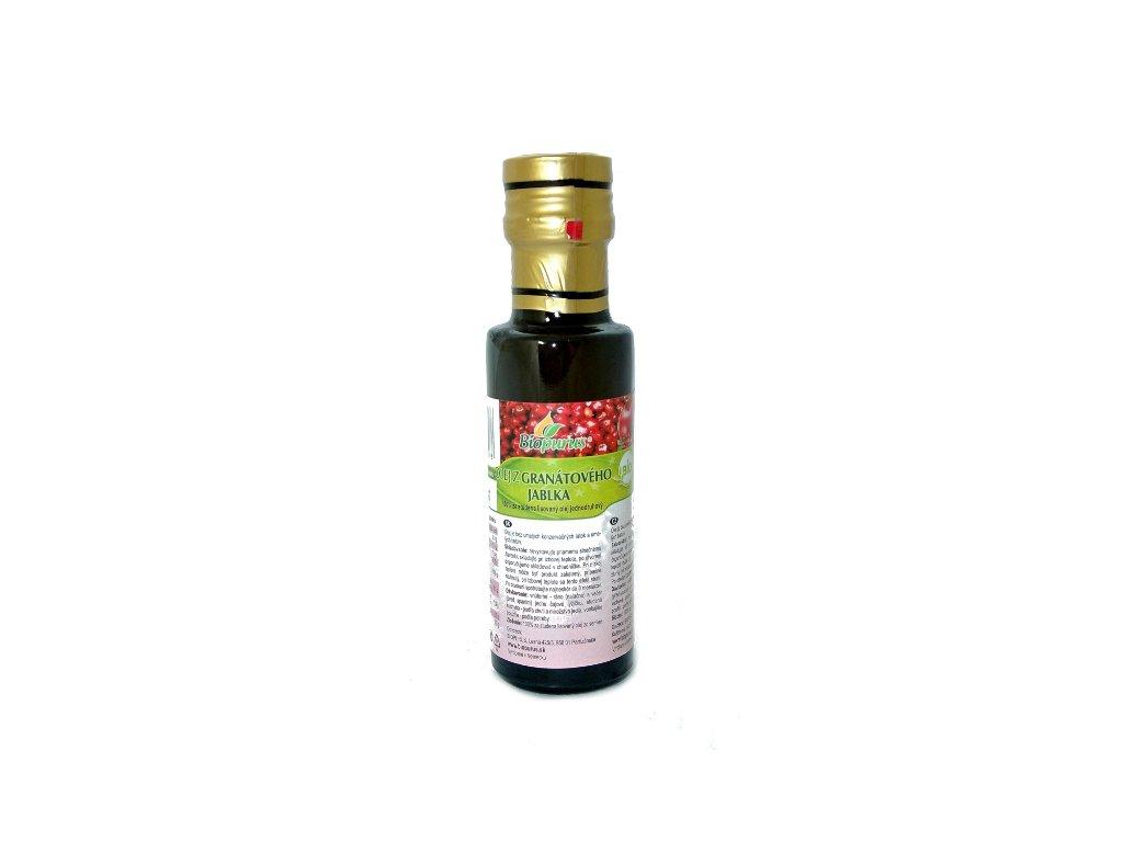 Bio olej z granátového jablka