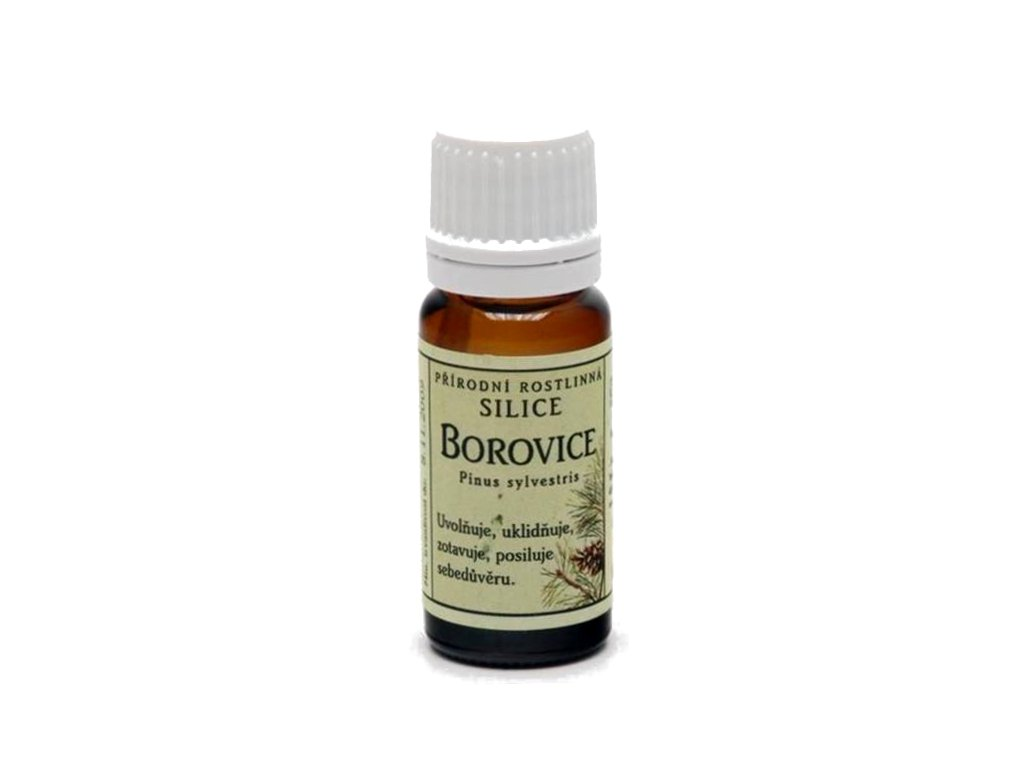 Přírodní silice Borovice