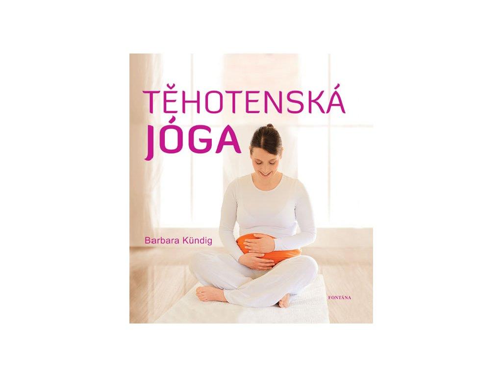 Těhotenská jóga
