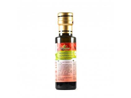 Bio olej z malinových semen