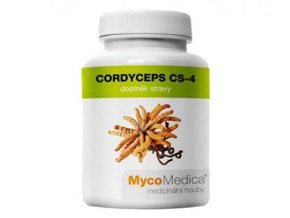 Tibetská houba kapsle Cordyceps CS-4