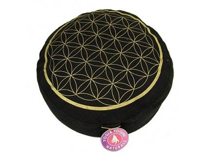 Meditační taburet Květ života