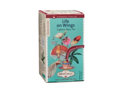 Bylinný čaj 5 elementů – Vzduch
