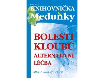 Knihovnička Meduňky - Bolesti kloubů