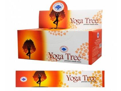 Green Tree Yoga