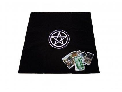 Vykladací ubrus Pentagram