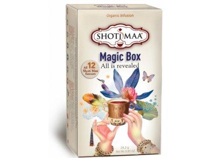 Bylinný čaj Magic box