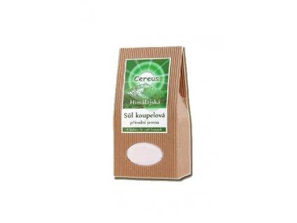 Koupelová sůl Cereus - jemná krystalická,1kg