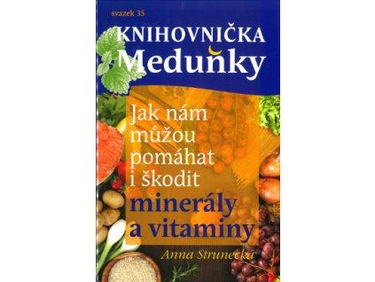Knihovnička Meduňky - Jak nám můžou pomáhat i škodit minerály a vitamíny