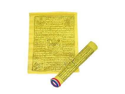 Lungta – tibetské modlitební praporky
