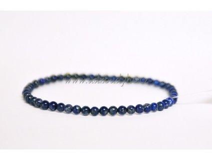 Lapis lazuli - náramek mini kuličky