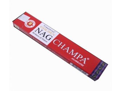 Golden NagChampa agarbathi