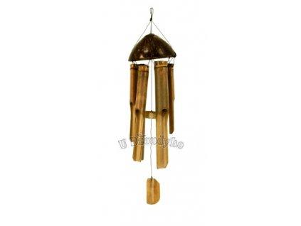Bambusová zvonkohra - střední
