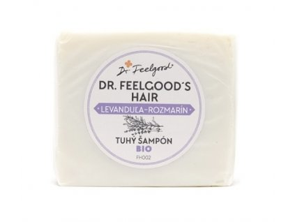 Mýdlo na vlasy levandule 100 g