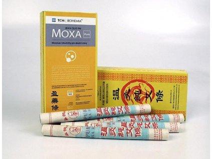 Moxa Pure doutníky akutní stavy