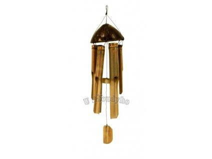 Bambusová zvonkohra - velká