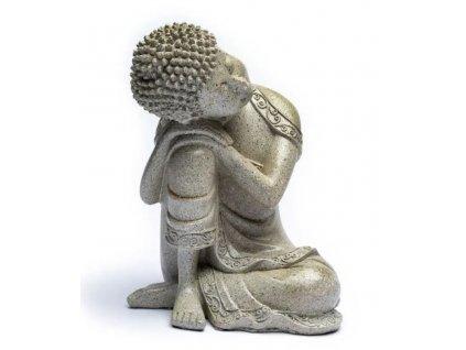 Soška Buddha odpočívající
