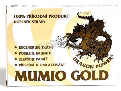 Mumio Gold – Dragon Power