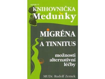 Knihovnička Meduňky - Migréna a tinnitus