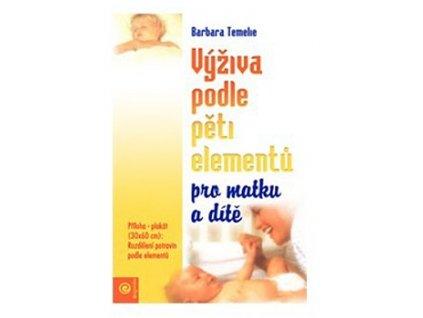 Výživa podle pěti elementů pro matku a dítě