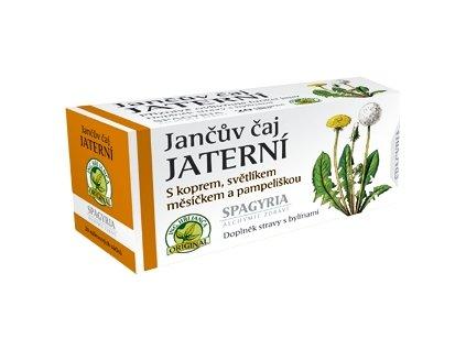 Jančův čaj JATERNÍ