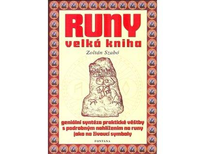 Runy – velká kniha