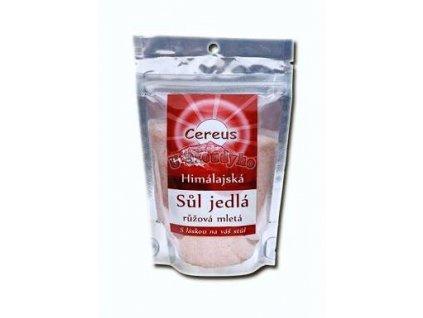 Jídelní sůl růžová mletá, 200g
