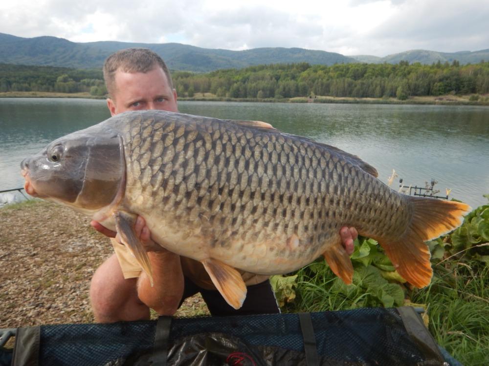 Neuvěřitelný rybolov 9 ryb mezi 18 - 27 kg!