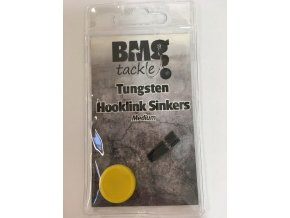 Gumová zarážka Tungsten Hooklink Sinkers