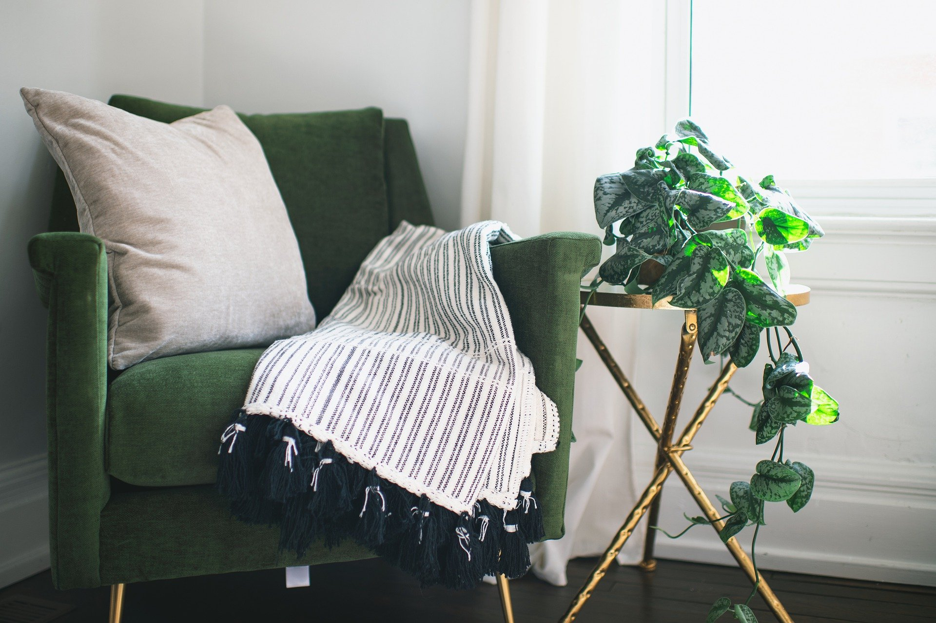 Jak si vybavit interiér?